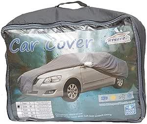 غطاء سياره مضاد للماءه مقاس ميديام