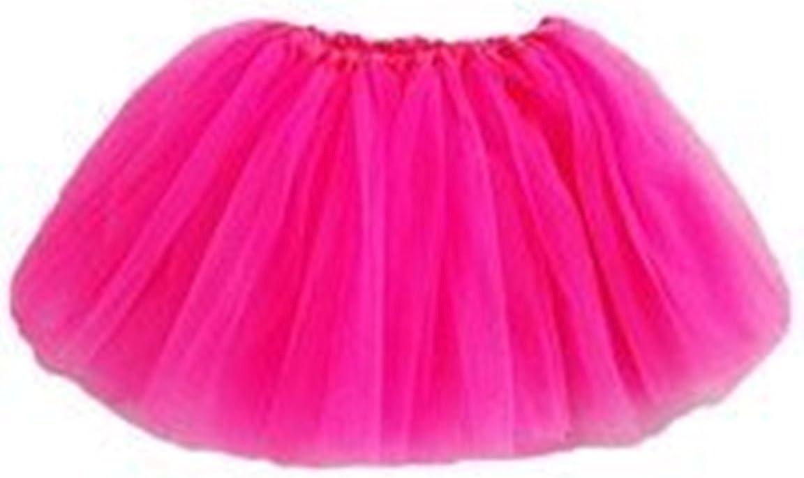 Hot Pink Tutu Skirt Toddler Girls Hot Pink Tutu Dress Up Tutu