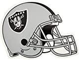 NFL Oakland Raiders Outdoor Small Helmet Graphic Decal