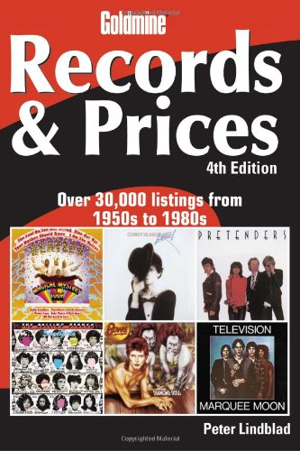 Goldmine Records & Prices (Goldmine Records and Prices) ebook