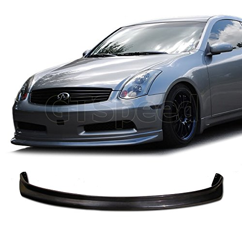 NEW - 03-05 INFINITI G35 Coupe N1 Style PU Front Bumper Lip (Spoiler Front G35)