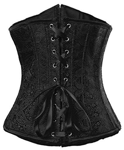The 8 best lace front underbust corset
