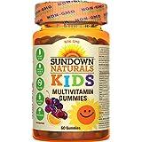 Sundown Naturals Non-gmo Kids Multivitamin Gummies, 60 Count