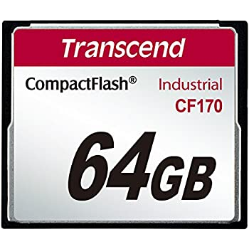 Amazon.com: CF170 4 GB CompactFlash (CF) Card: Computers ...