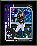 "Nolan Arenado Colorado Rockies 10.5"" x 13"" Sublimated Player Plaque - MLB Player Plaques and Collages"