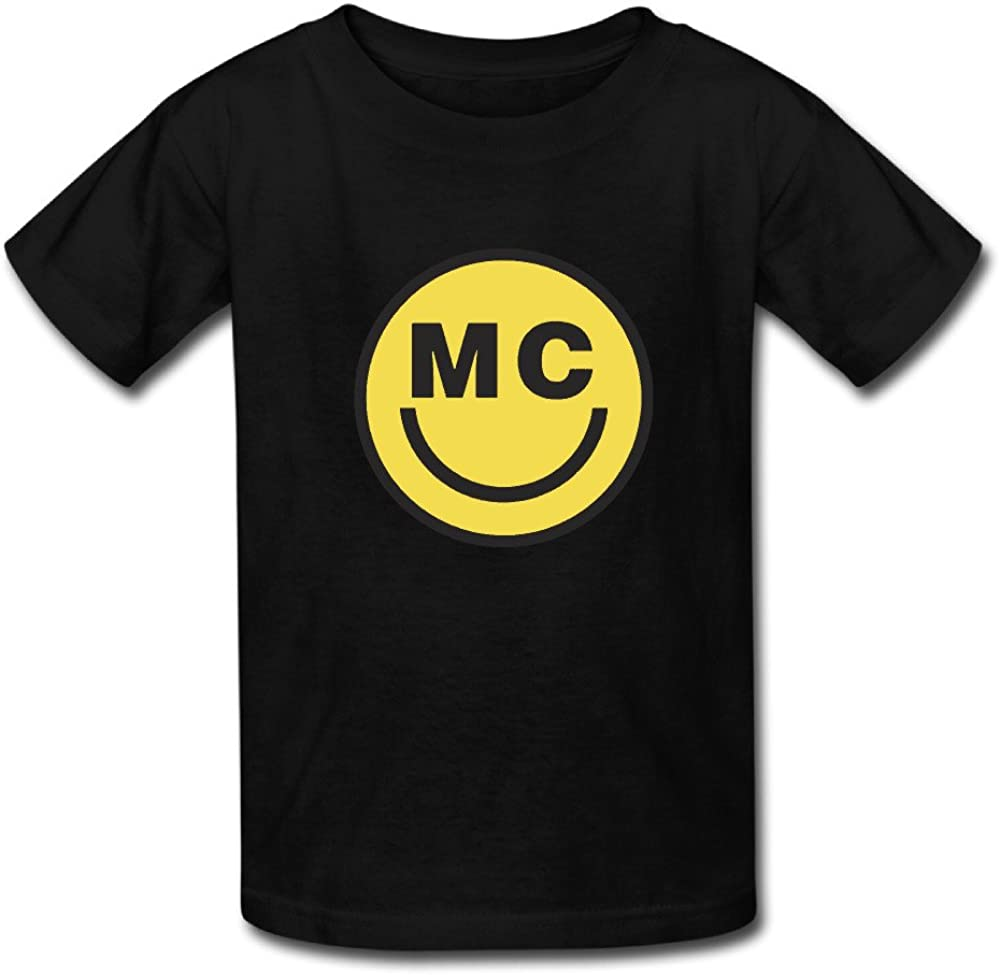 Unisex Girls Boys Miley Cyrus Smiley Face T Shirt Shirts Amazon Ca Clothing Accessories