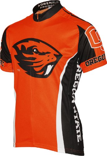 - NCAA Oregon State Cycling Jersey,Large