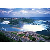 Tomax Niagara Falls, Canada 1000 Piece Glow-in-the-dark jigsaw puzzle