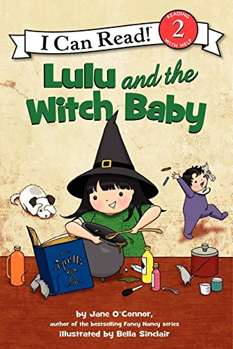Lulu and the Witch Baby (I Can Read Level 2) -