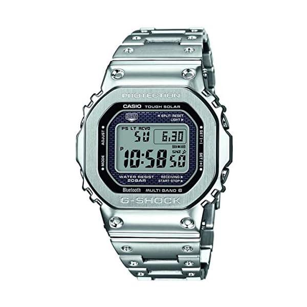 514QlQd2ReL. SS600  - Casio G-Shock 35th Anniversary Limited Edition Bluetooth Watch GMW-B5000D-1ER