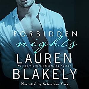 Forbidden Nights Audiobook