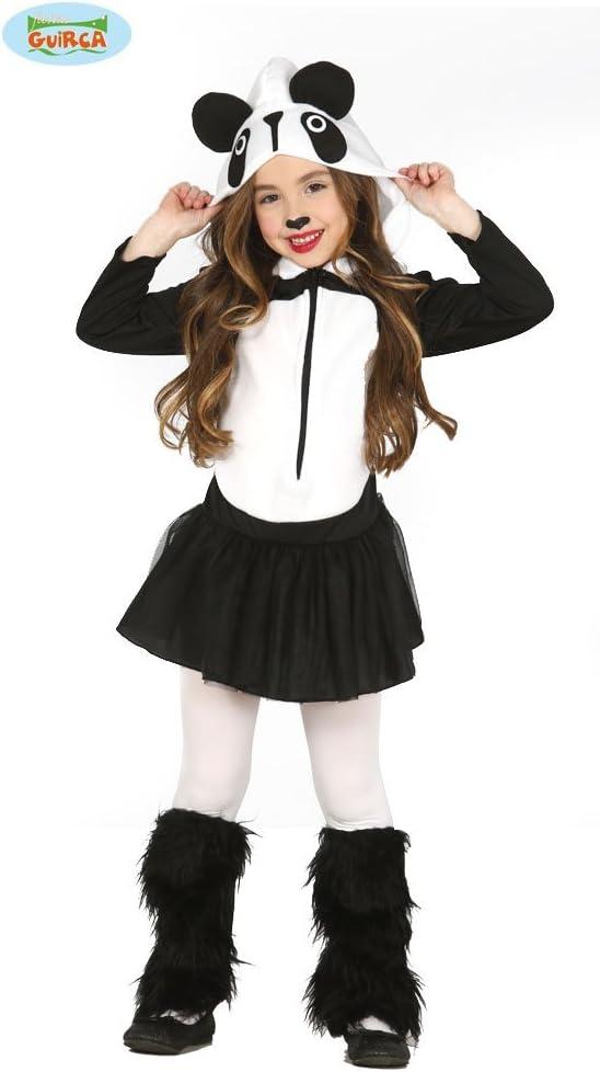 Guirca- Disfraz oso panda, Talla 10-12 años (83251.0): Amazon.es ...