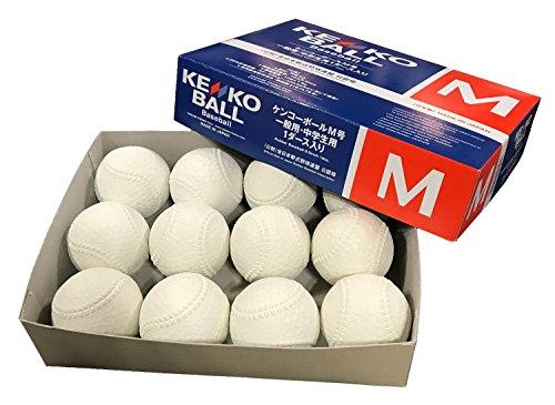 나가세켄코 (KENKO) 연식 야구 공인구 켄코 볼 M호