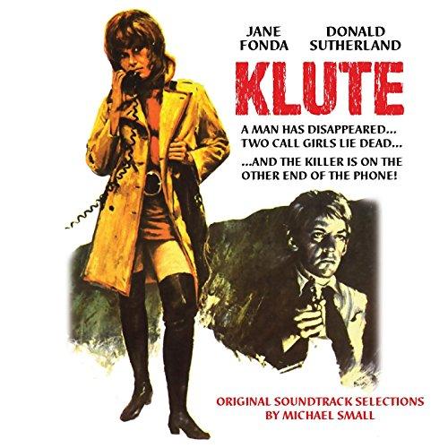 KLUTE 5 TRACK EP SOUNDTRACK (LTD ED) [7