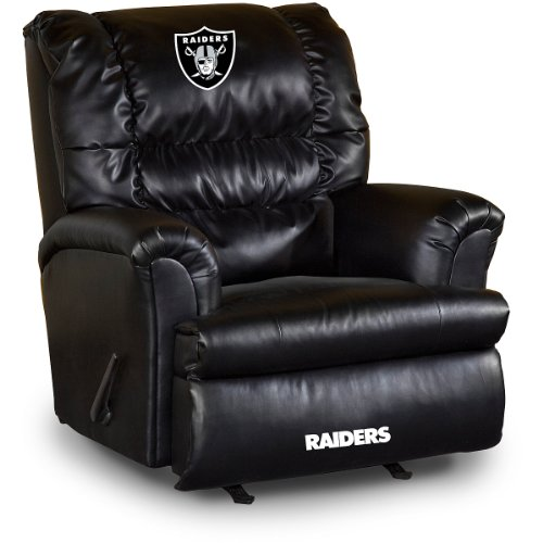 Imperial Oakland Raiders Leather Big Daddy -