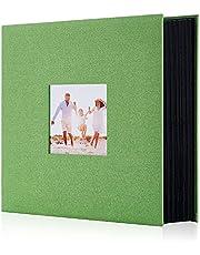 Artmag Fabric Photo Album 4x6 Large Capacity for Family Wedding Anniversary