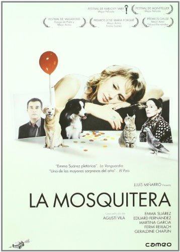 The Mosquito Net ( La mosquitera ) ( I kounoupiera ) [ NON-USA FORMAT, PAL, Reg.0 Import - Spain ]
