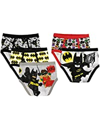 Boys' Batman 5-Pack Brief