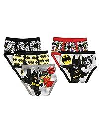 LEGO Batman - Calzoncillos para niño (5 Unidades)