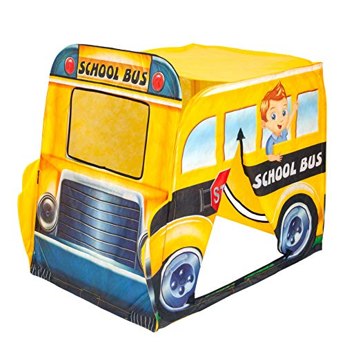 Explore Hut School Bus Play Tent (Play Hut Bus)