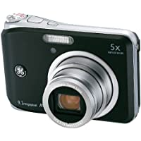 GE A950-BK 9MP Digital Camera with 5X Optical Zoom and 2.5 Inch LCD with Auto Brightness - Black Review Review Image