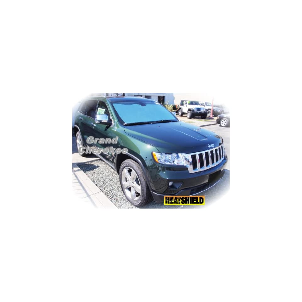 Sunshade for JEEP GRAND CHEROKEE 2011 2012 2013 2014 2015 2016 2017 Sunshade for all models Except 2014 17 Summit #1270