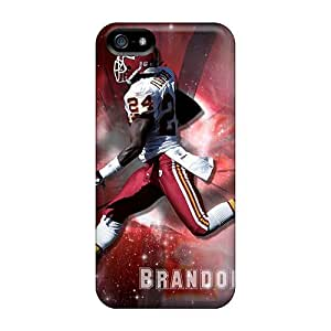 Perfect PC For SamSung Galaxy S5 Phone Case Cover Anti-scratch Protector Case (kansas City Chiefs)