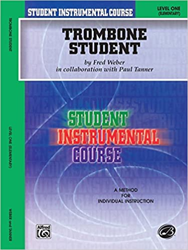 Amazon Student Instrumental Course Trombone Student Level I