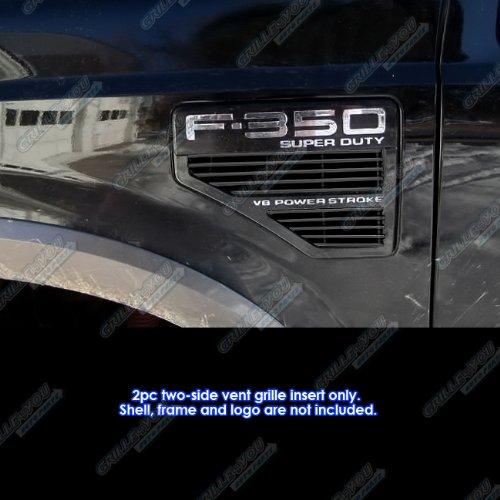 2008 f250 grill emblem - 9