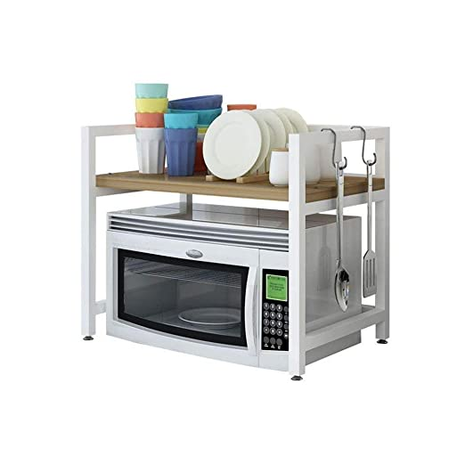 RMJAI Estantería de Cocina Horno de microondas Multifuncional ...