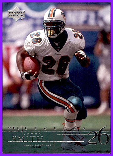 - 2001 Upper Deck UD Legends #41 Lamar Smith MIAMI DOLPHINS