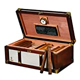 Humidor Supreme 200-Cigar 'San Tropez' Humidor