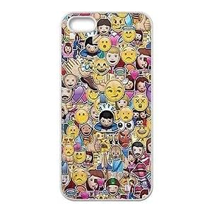Funny Emoji CUSTOM Cover Case for iPhone 6 plus 5.5 LMc-3196 plus 5.57 at LaiMc