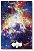 """Notebook: Journal Dot-Grid,Graph,Lined,Blank No Lined : Space magellanic cloud : Small Pocket Notebook Journal Diary, 120 pages, 5.5"""" x 8.5"""" (Blank Notebook Journal)"""