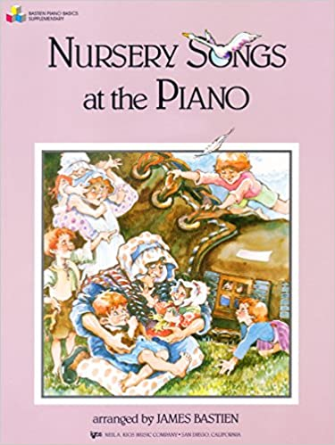 wp241 nursery songs for the piano primer