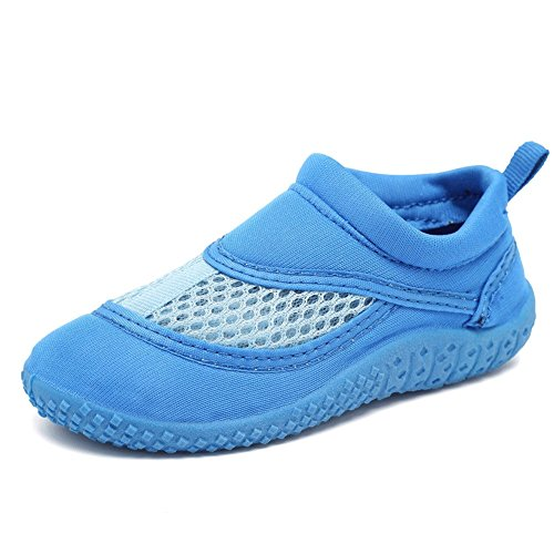 CIOR FANTINY UnisexToddler Aqua Water Shoes Quick Drying Swim Beach Sports for Baby Boys and Girls (Toddler/Little kid)