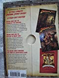 Indiana Jones Action Pack 3 Book Set plus Bonus Poster - Indiana Jones and the Pyramid of the Sorcerer, Indiana Jones and the Mystery of Mount Sinai, The Indiana Jones Handbook: The Complete Adventurer's Guide