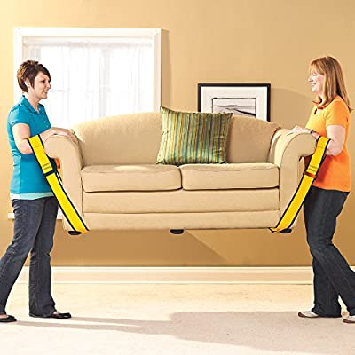 SuperSliders Pro-Lifter Moving and Lifting Straps: Home Improvement