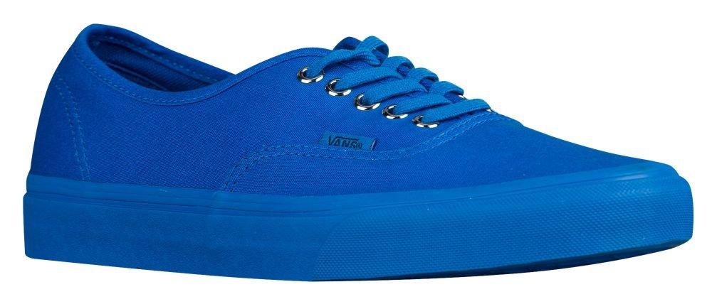 [バンズ] VANS VANS AUTHENTIC VEE3 B072KDL4YD US10.0|Imperial Blue/Silver Imperial Blue/Silver US10.0