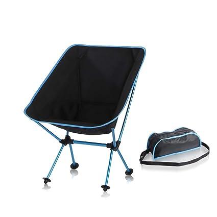Chernyongping Silla de Camping portátil Sillas Plegables y ...