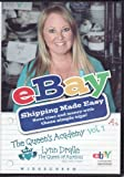 eBay Shipping Made Easy DVD with Lynn Dralle (The Queen of Auctions) The Queens Academy Vol. 1