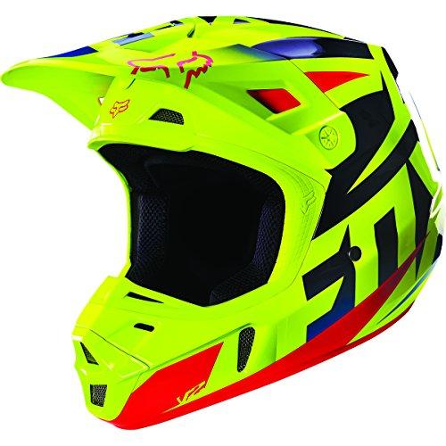 Fox V2 Helmet - 4