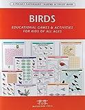 Birds Nature Activity Book, James Kavanagh, 1583552022