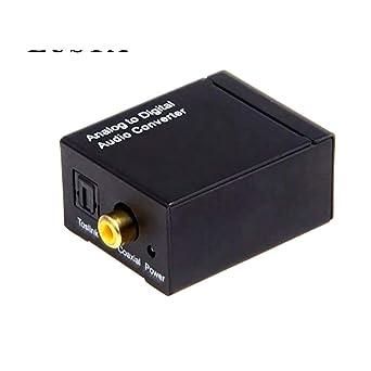 Amazon.com: ModuleFly - Tarjeta de sonido externa USB de ...