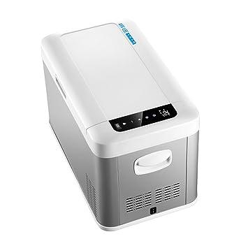 PIGE Congelador de refrigerador portátil del compresor del Coche de 25 litros, 12 V / 24 V: Amazon.es: Hogar
