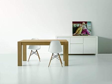 Tavoli Da Cucina Design.Milani Home S R L S Tavolo Da Pranzo Moderno Di Design