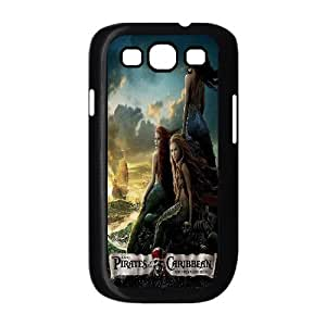 C-EUR Phone Case Pirates of the Caribbean Hard Back Case Cover For Samsung Galaxy S3 I9300