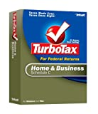 Software : 2006 TurboTax Home and Business Federal Win/Mac [OLDER VERSION]
