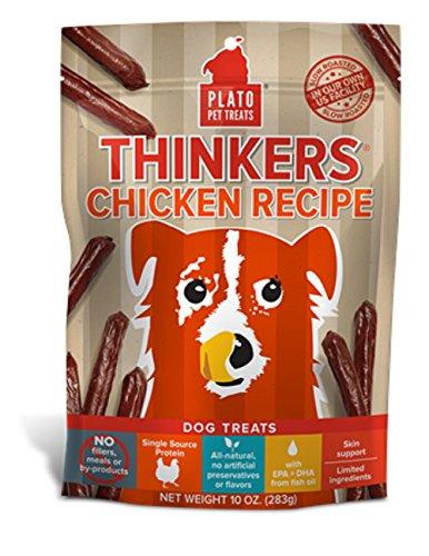 Plato Thinkers Chicken Sticks - 10Oz