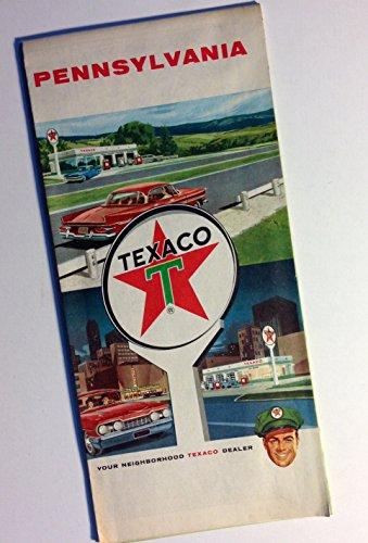 tour-with-texaco-1960s-pennsylvania-road-map